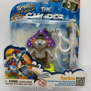 The Smurfs Hackus, Power-Up Coin and Game, 2013 !